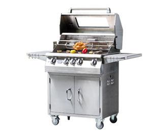 4 Burner + Gas Grill - WL 75000